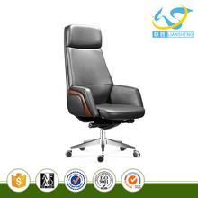 Luxury wooden executive office chair boss office chair specifications