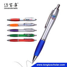 Hot Sales Cheap Promotional Gift Plastic Ball Pen With Custom Logo