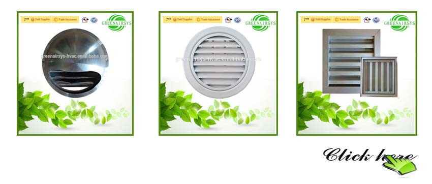 HVAC Ventilation Fixed Type Bathroom Exhaust Fan Return Air Filter Grill  with Frame - Hvac Ventilation Fixed Type Bathroom Exhaust Fan Return Air Filter
