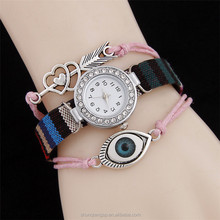 Hot Sell Women Fashion Fancy Bracelet Quartz Watch