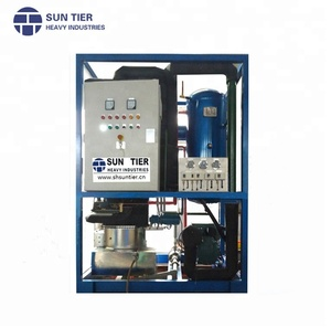 3ton day tube ice machine industrial ice making machines