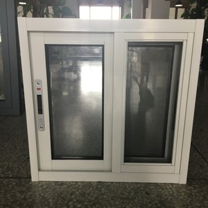 ROOMEYE upvc casement window with grill design