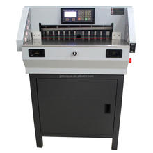 Hot sale 460mm programable paper cutter
