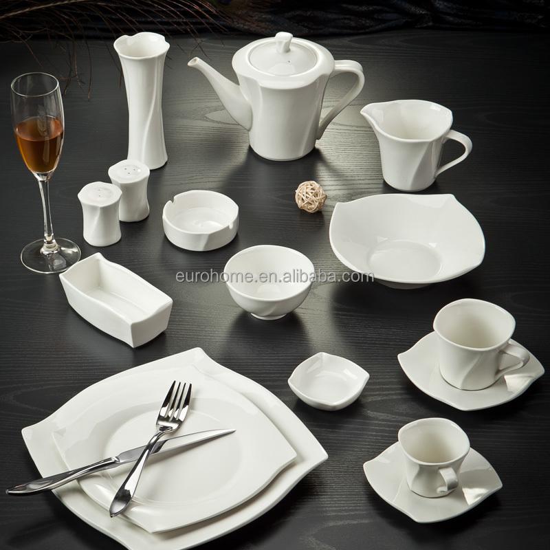 Coupe Shape White Porcelain Italian Tableware For Hotel - Buy White Porcelain Italian TablewareTableware For 5 Star HotelItalian Tableware For Hotel ... & Coupe Shape White Porcelain Italian Tableware For Hotel - Buy White ...