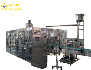 Factory tropical supply Blueberry juice filling line with high quality