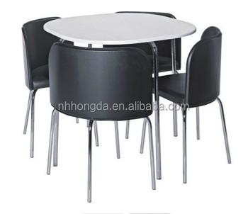 Space Saving Furniture Modern Dining Room Table And Chairs Buy Dining Table And Chairs Dining Room Table And Chairs Dining Table Chairs Product On Alibaba Com