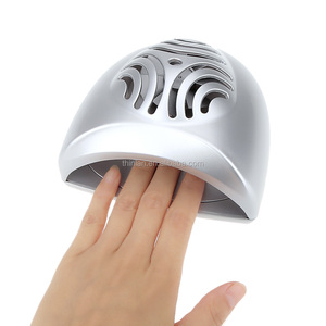 Alibaba germany hot Mini Hand Finger Nail Art Gel Tip Polish Dryer Blower Fan battery operated fan portable machine to dry nails