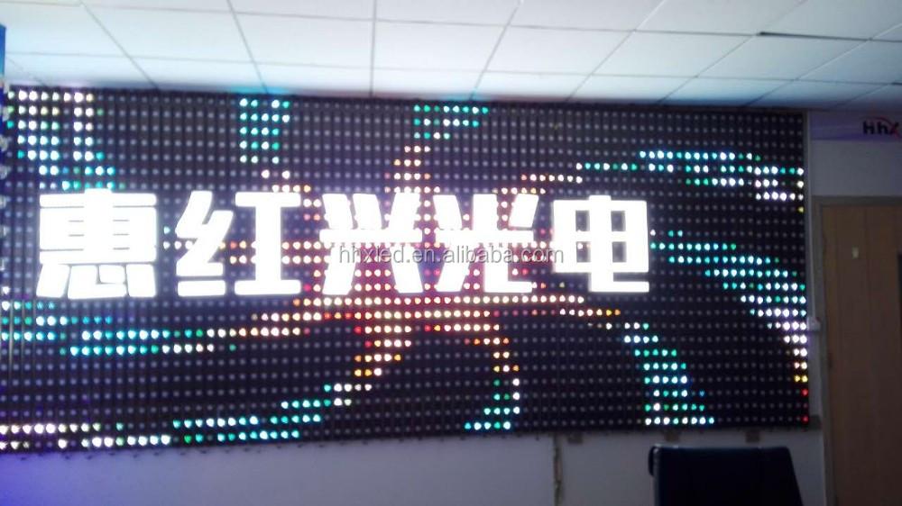Shenzhen Hhx 5v Straw Hat Led Pixel Light With 9mm 0.1w Pixel Led ...