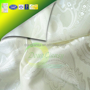 Wholesale Knitted Jacquard Mattress Fabric 100% Polyester Fabric