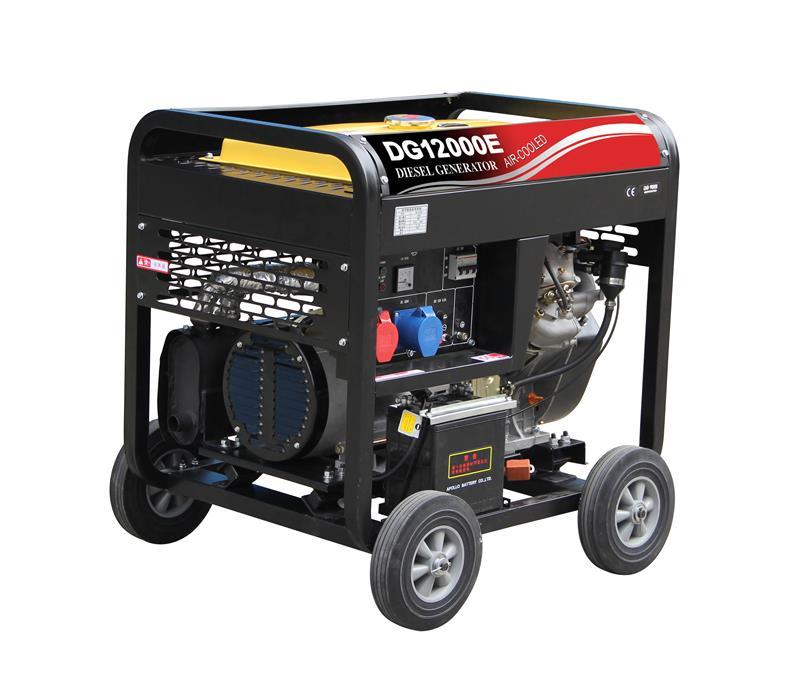 9kva Used Diesel Welder Generator For Sale Manufacturer