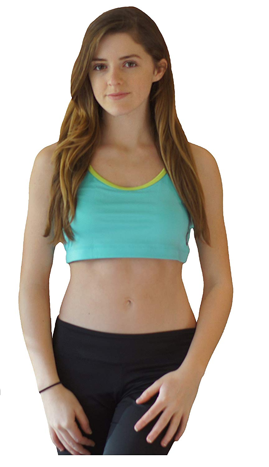 644edc6e6c9ee Get Quotations · Necessity Women Racerback Sports Bras for Workout and All Gym  Sports Bra