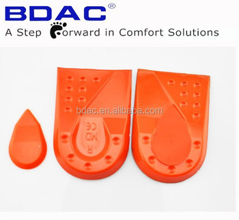adhesive foam heel pads gel heel cushion insoles heel pain