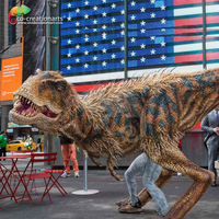 Walking adult realistic dinosaur costume for sale