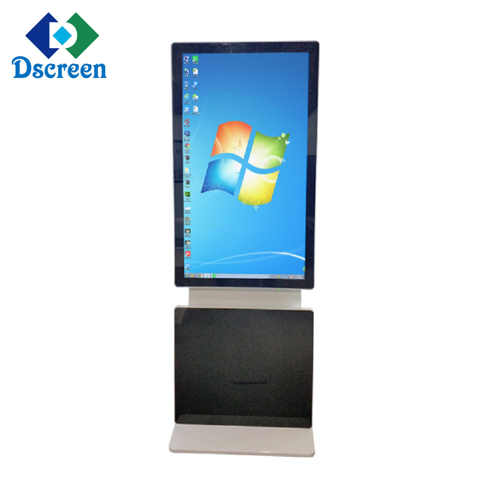 49 inch Drehen AD-Player, Digital Photo Booth LCD Werbung Display, AD Player Werbung Display LCD