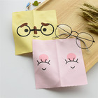 Xinya Wholesale Custom Printing Microfiber Cleaning Glasses Cloth