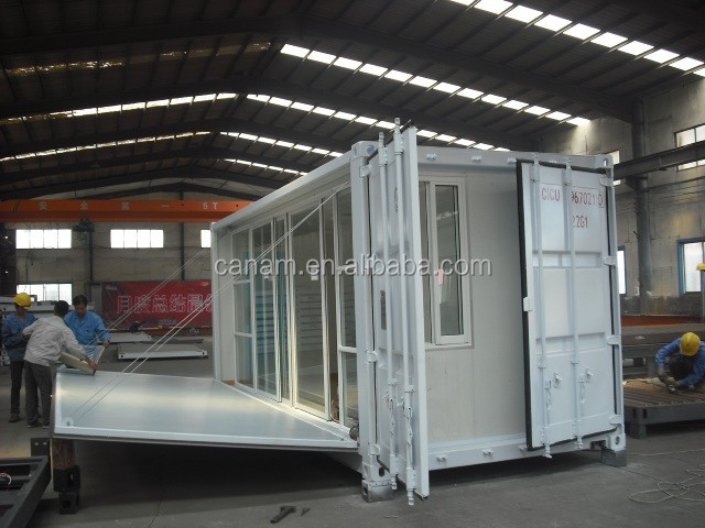 Prefab container apartments for sale in Australia