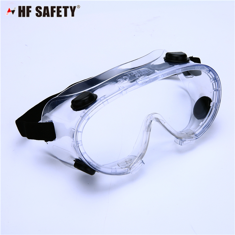 UV /& BLUE LASER Polycarbonate Safety Goggles ANZI COMPLIANT One Pair NEW!