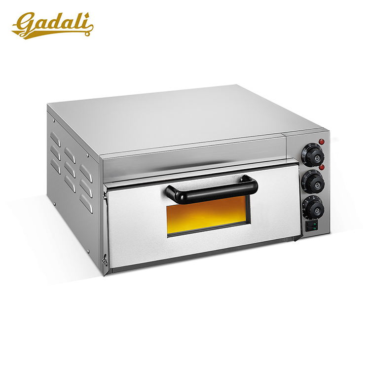 Hot sale two layer electric pizza ovens sale professional