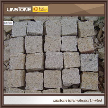 Cheap Patio Square Meter Price Granite Hexagon Paving Stone