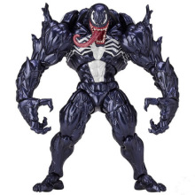 Baru PVC MARVEL Spider Man Racun Eddie Brock Action Figure Model