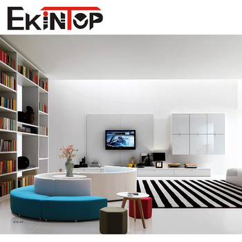 High Quality Modern Office Lounge Sofa Popular Office Section Sofa