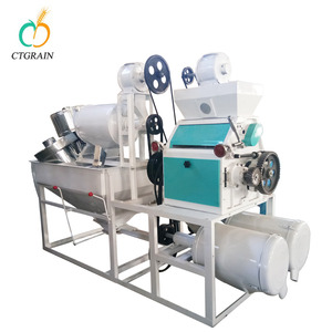 CTGRAIN Flour Mill Machinery in India