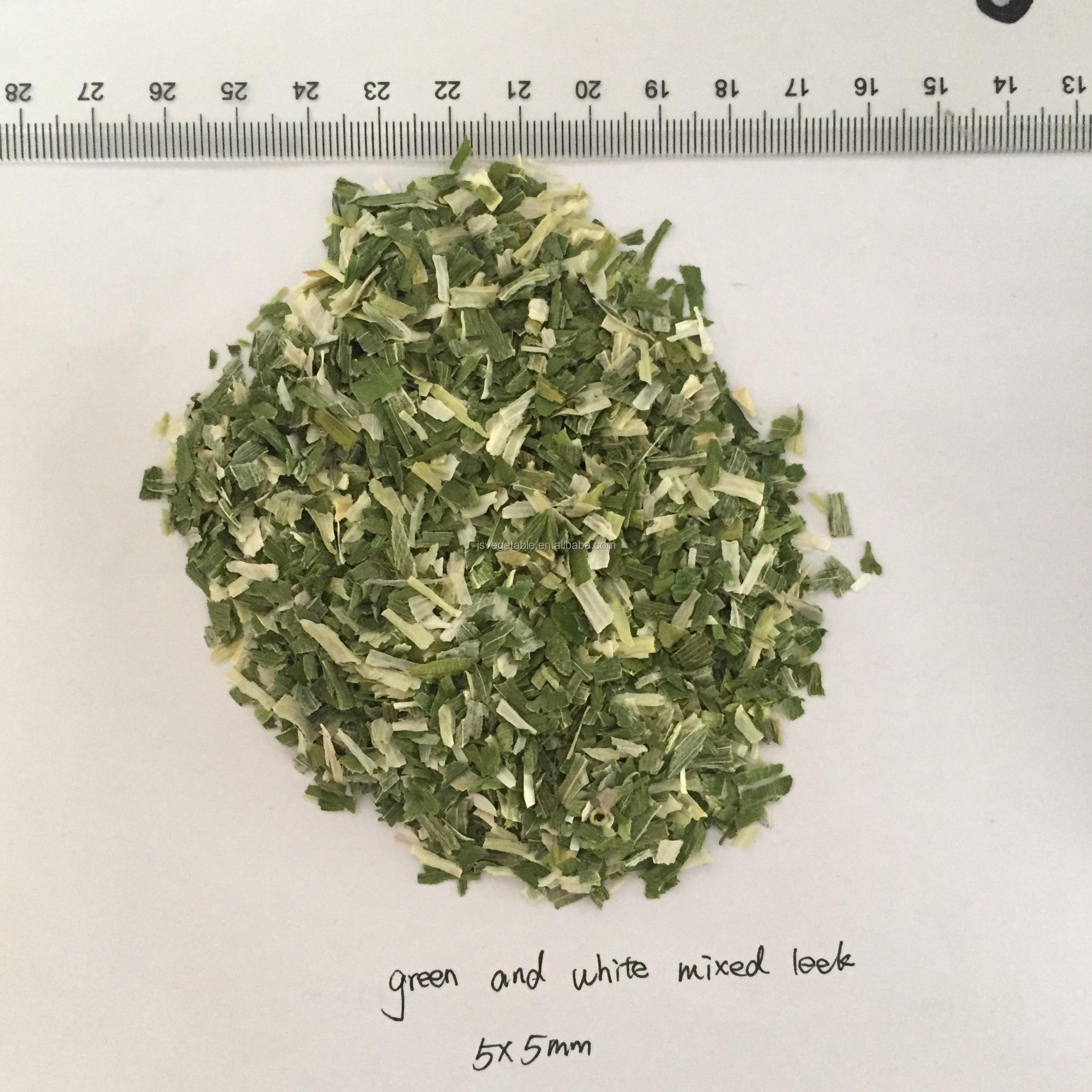2018 обезвоженные высушенные leek смешанные/зеленые овощные чипсы экспорт