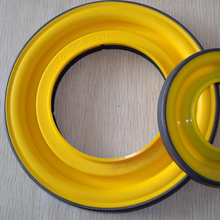 Customized Injection Polyurethane and Metal Wiper Seal Ring Dust Seal Ring