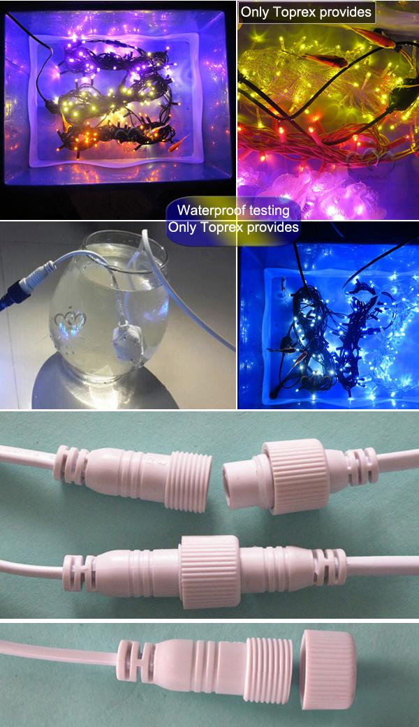 100 Bulbs Connectable Led White Christmas Fairy Lights Home Decor Buy Christmas Fairy Lights