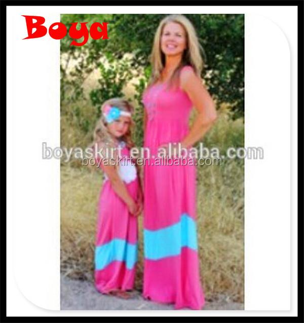 La Venta Caliente De La Madre Y De La Hija Vestidos Mamá Y Yo Chica ...