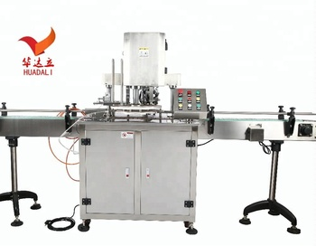 Fully automatic single caliber high speed aluminum cans sealing machine