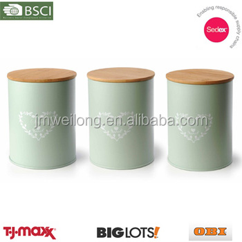 Retro Coffee Canister Decorative Canisters Green Product On Alibaba