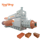 JZK45 High Quality Complete Auto Automatic Machine Making Burnt Red Clay Brick Production Line