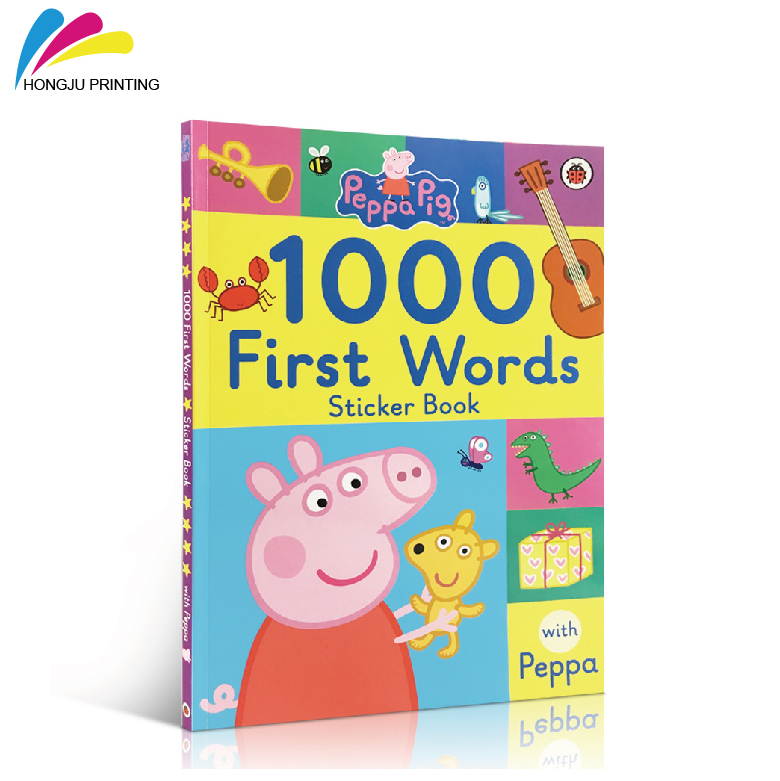 Sticker book printing sticker book printing suppliers and manufacturers at alibaba com