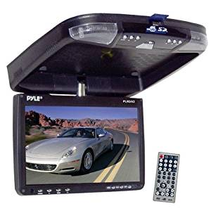 "Pyle Plrd92 Car Dvd Player . 16:9 . Dvd Video, Video Cd, Mp4, Svcd, Mpeg. 1, Mpeg. 2, Divx . Fm . Secure Digital (Sd)640 X 234 . Ipod/Iphone Compatible . Roof. Mountable ""Product Type: Automotive & Marine Audio/Video/Automotive & Marine Video Players/Recorders"""