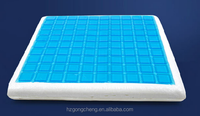 Memory foam gel wholesale seat cushion