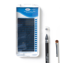 Großhandel Make-Up Premium Blauen Farbe Lashes Individuelle <span class=keywords><strong>Wimpernverlängerung</strong></span>