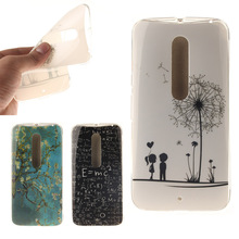 New Arrival For Motorola Moto X Style Cover Soft Gel Shockproof Soft TPU Case For Moto X Style Fashion Back Case