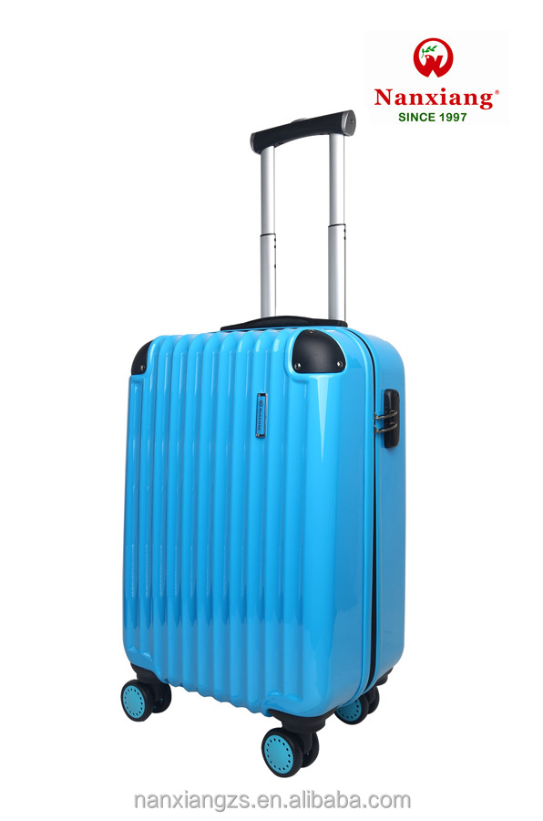 ABS PC vip travel bag trolley luggage