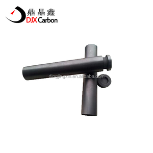 High Power Erosion-resistance Carbon Graphite Tube