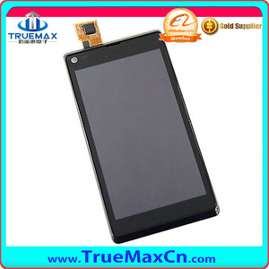 Factory Supply lcd for Sony l36h Lcd Screen with Digitizer