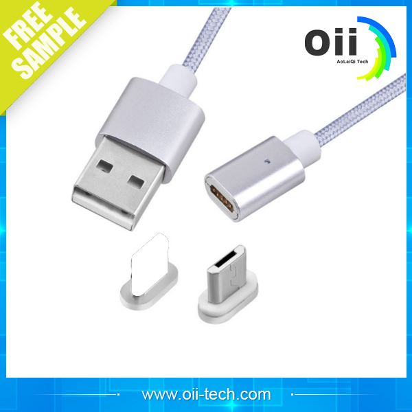 3 inch 1 New design miniature USB Type C charger cable multi charging port fast charging