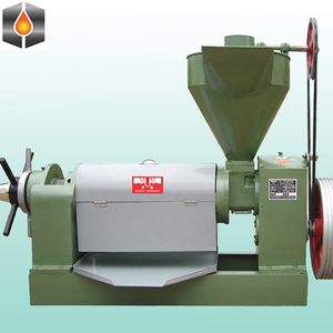 6yl screw oil presser/cotton seed oil press mill machinery