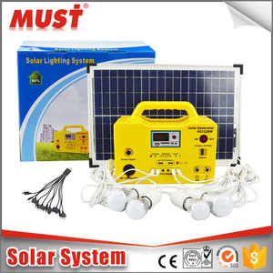 MUST Hot sales 20 kw mini home solar pv power system for home