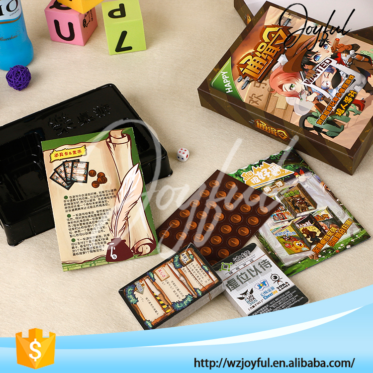 Top quality Party creative intelligence Game Promotion Board game
