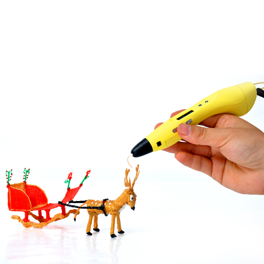 Cheap Gesture Plastic Ball Pen 3D printing Pen