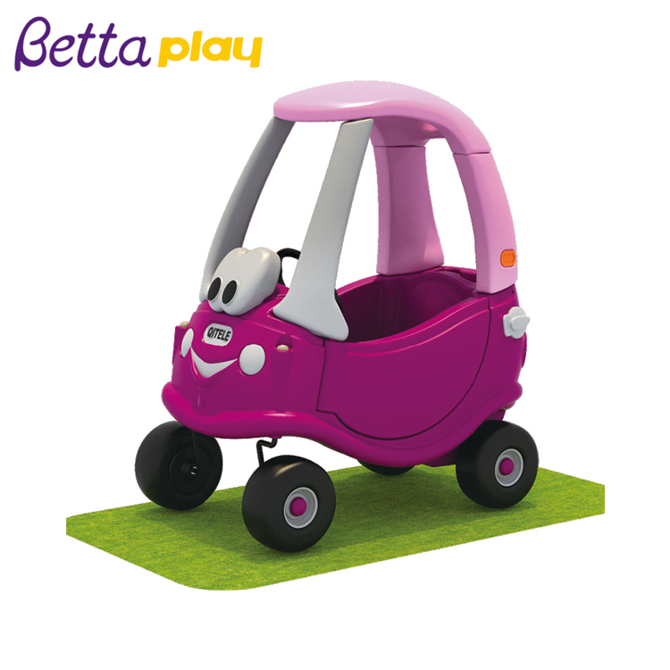 Quality-assured kids plastic ride on cars for toddlers