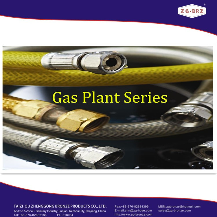 EN14800 1/2 Flexible cooker gas/gaz hose