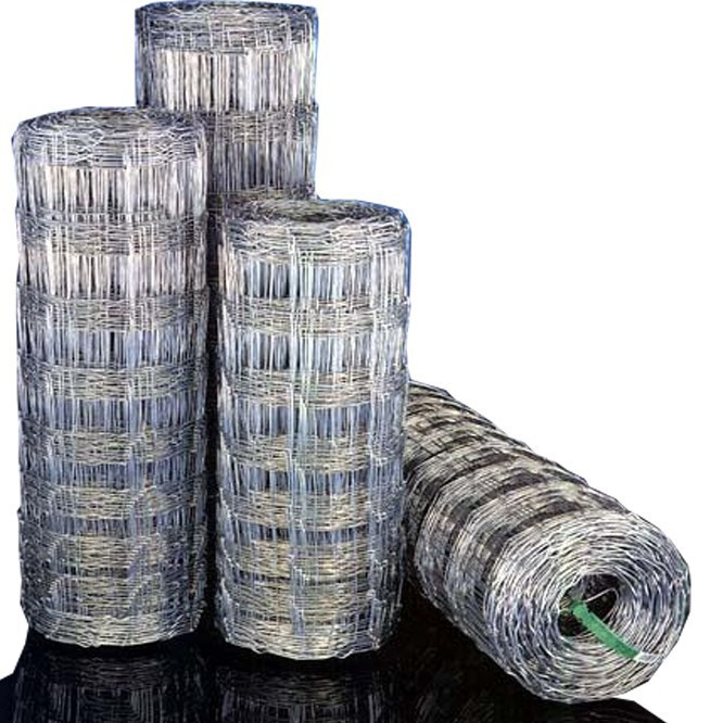 Razor Wire Fencing 100m Hinge Joint 7/90/30 Roll Sheep Goat Dog ...