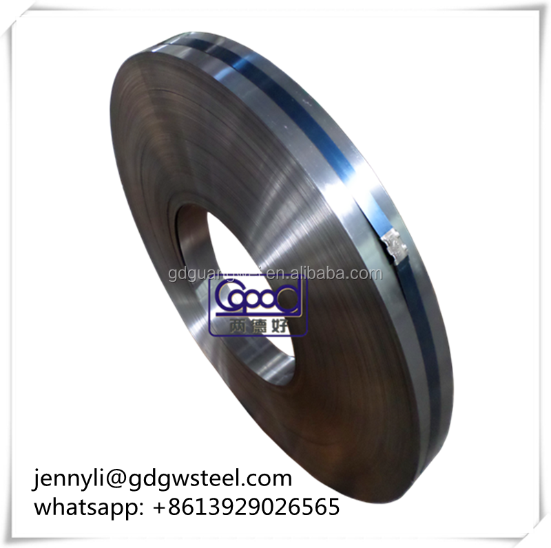 C55,C65,C75,C80,C1095,50CrV4Cold Rolled Galvanized Steel Strip/Steel Coil/Steel Band for Roller Shutter Door